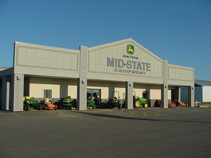 Prairie du Sac Location - This well rounded dealership offers farming equipment large and small, rentals, lawn and garden equipment and so much more.  If you are seeking value, quality and service visit Mid-State Equipment in Columbus, WI