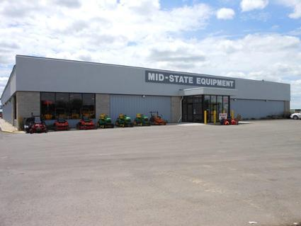 Watertown, WI Location - This well rounded dealership offers farming equipment large and small, rentals, lawn and garden equipment and so much more.  If you are seeking value, quality and service visit Mid-State Equipment in Columbus, WI
